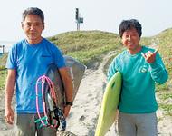 サーフィン歴40年