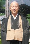 会長を務める春泉寺の細川住職