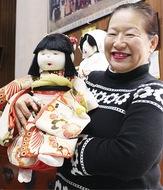 """""""癒し人形""""が評判"""