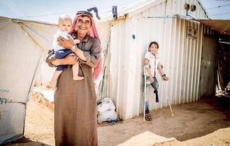 小松さんが撮影したシリアの様子=公式HPより
