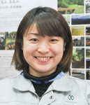 学芸員の横川さん