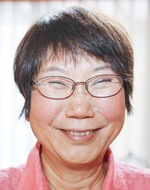 カニカマ ハナコさん(本名:新井正美)