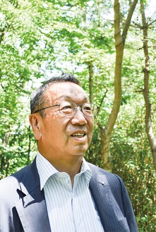 清心福祉会のSDGsの取り組みについて語る高木さん