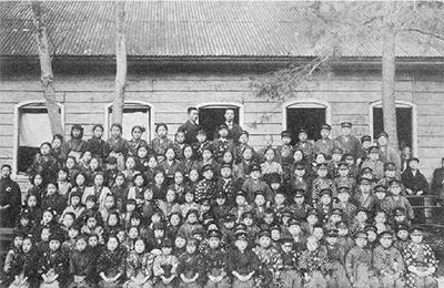 上川口小が140周年