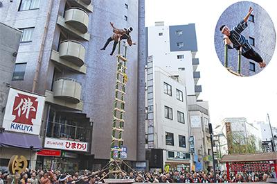 江戸の伝統 引き継ぐ妙技