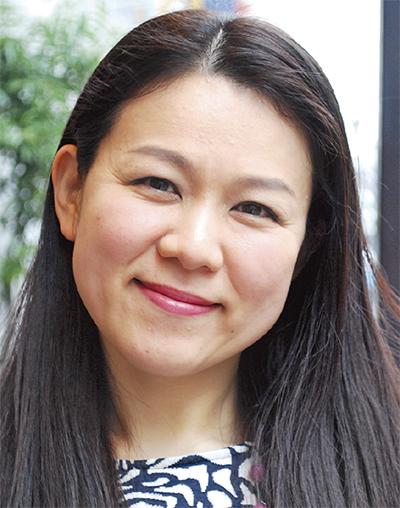 山口 佳子(よしこ)さん