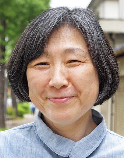 後藤 富美子さん