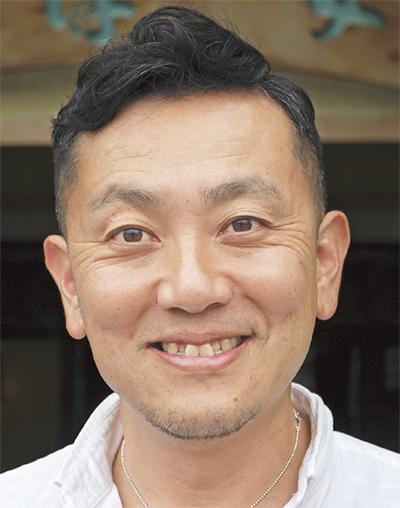 佐橋(さばし) 大輔さん