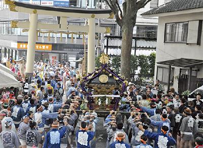 23日から祇園祭
