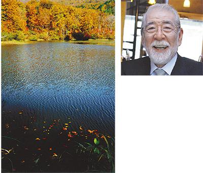 日本の自然見せたい