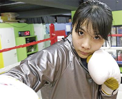 女子高生ボクサー全国へ