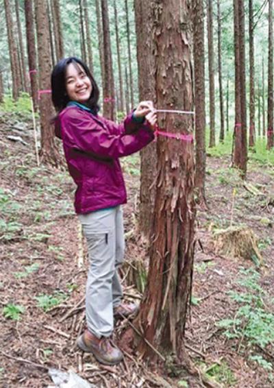 恩方で選木体験会