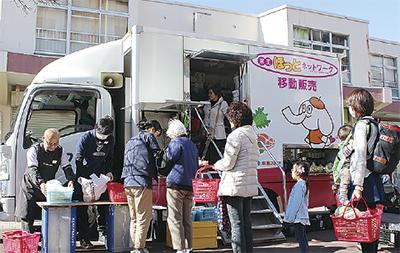 京王「移動販売車」が5年