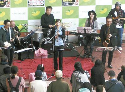 感謝の音楽ライブ