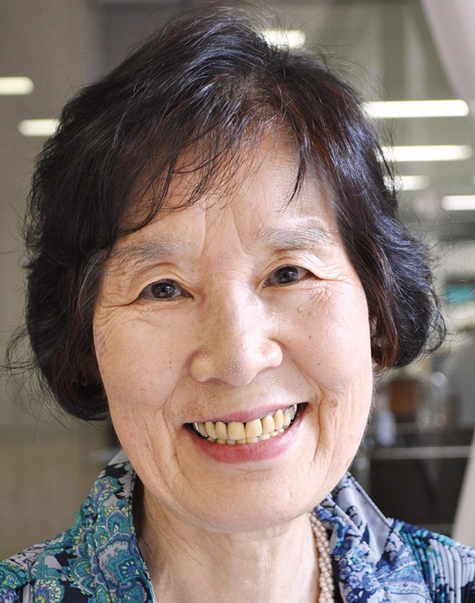 塚本 回子さん