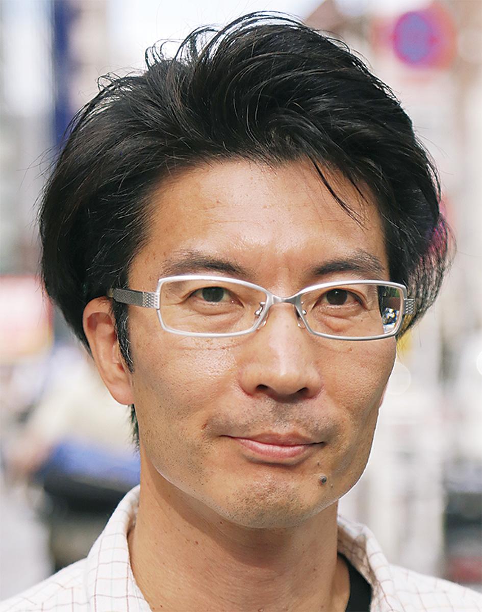 金沢(かねざわ) 伸吾さん