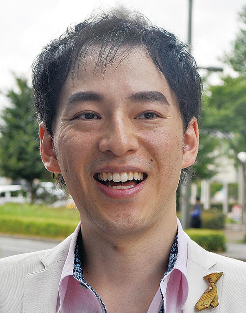 冨永 裕輔さん