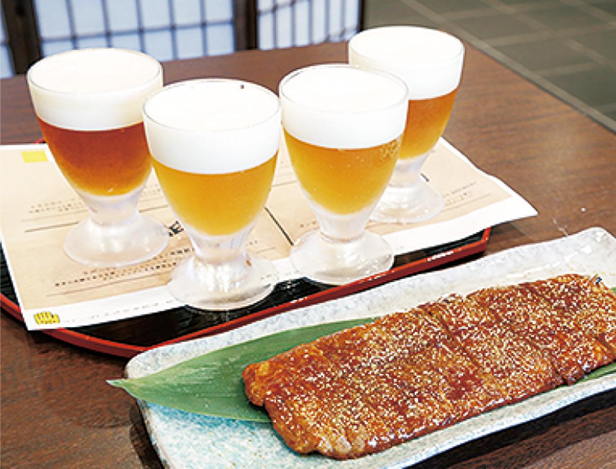 昼からビールが「粋」