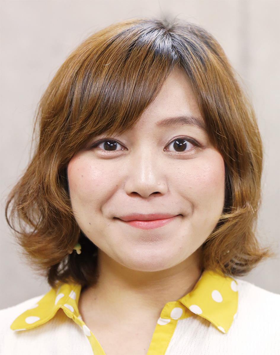 賀澤 志帆さん