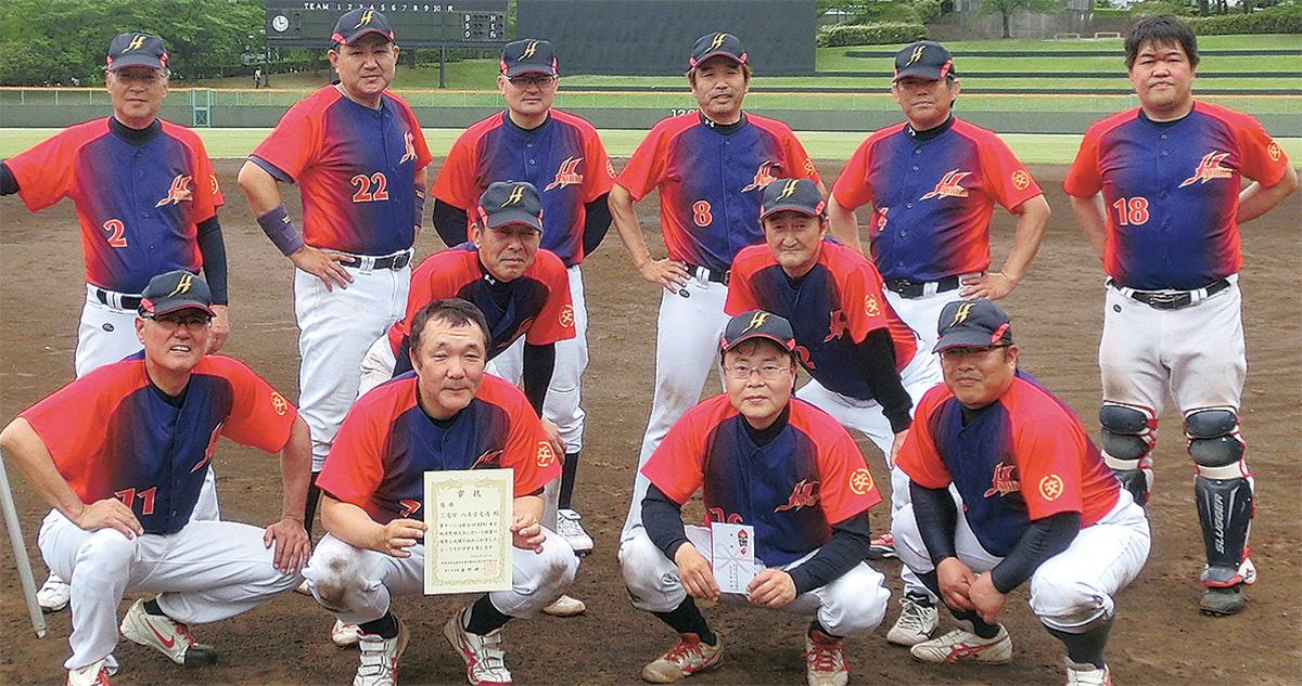 市内最強の野球部?