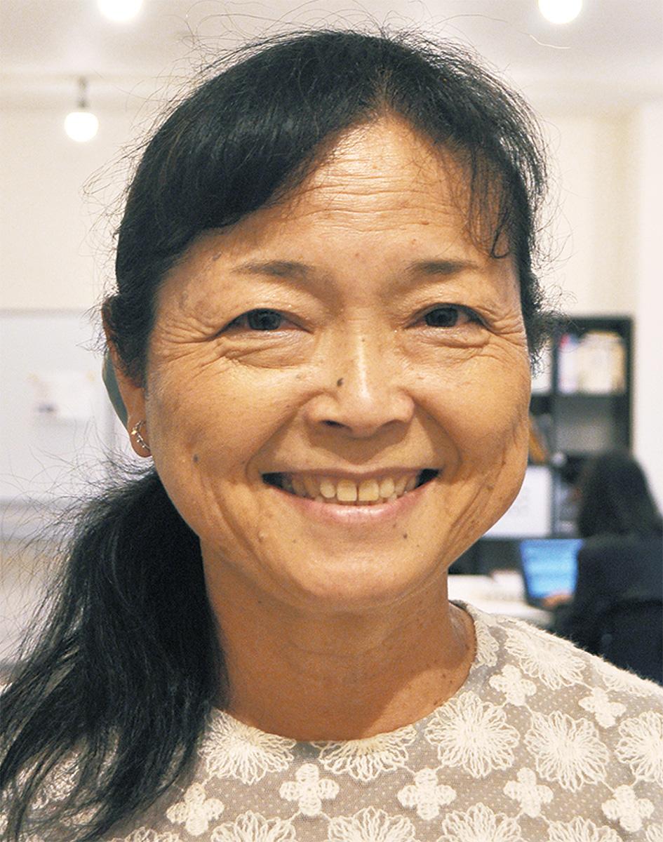 川久保 美紀子さん