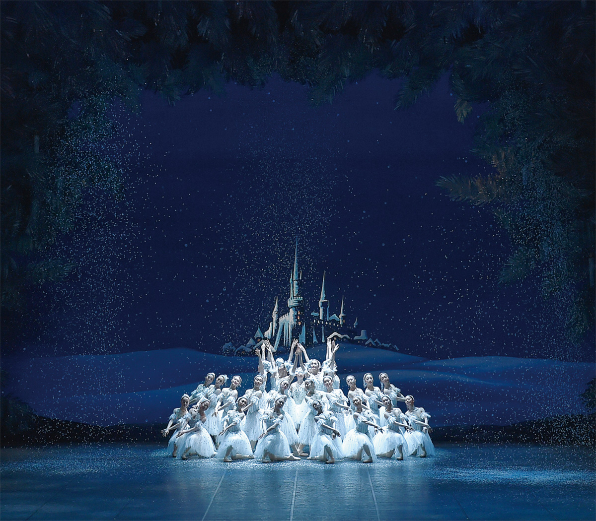 世界的バレエ団の公演