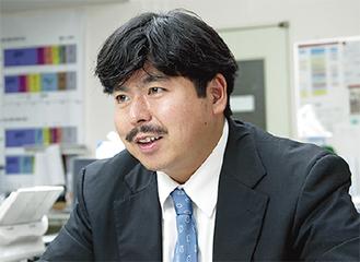 当日、講演を行う大渕修一氏