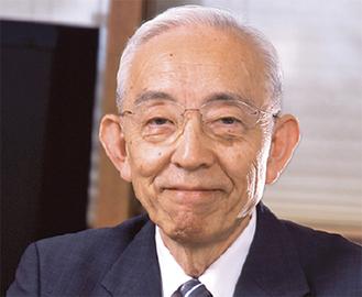 講演者の長谷川和夫氏