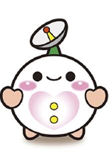 多摩ボラセンキャラクター「タマボラ君」