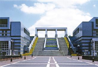 改修計画が進められているパルテノン多摩