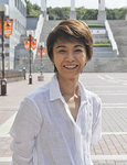 「SAKURA RIBBON」の代表小林有美さん