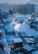 「雪景色大栗橋」がGP