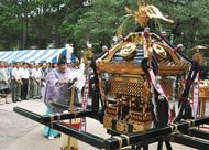 「神輿」生誕70年を祝福