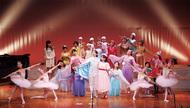 合唱とバレエが初共演