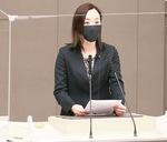 今回の都議会本会議では、会派を代表して何度か質疑を行いました
