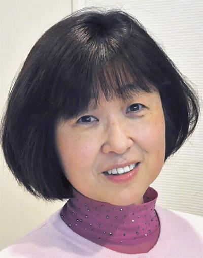 石橋 美恵子さん