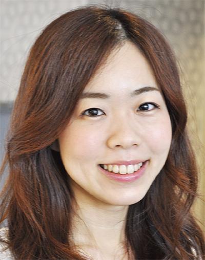 松岡 磨美さん
