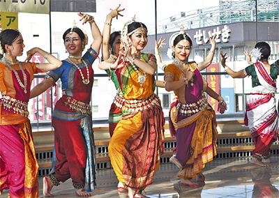 南アジアの文化紹介