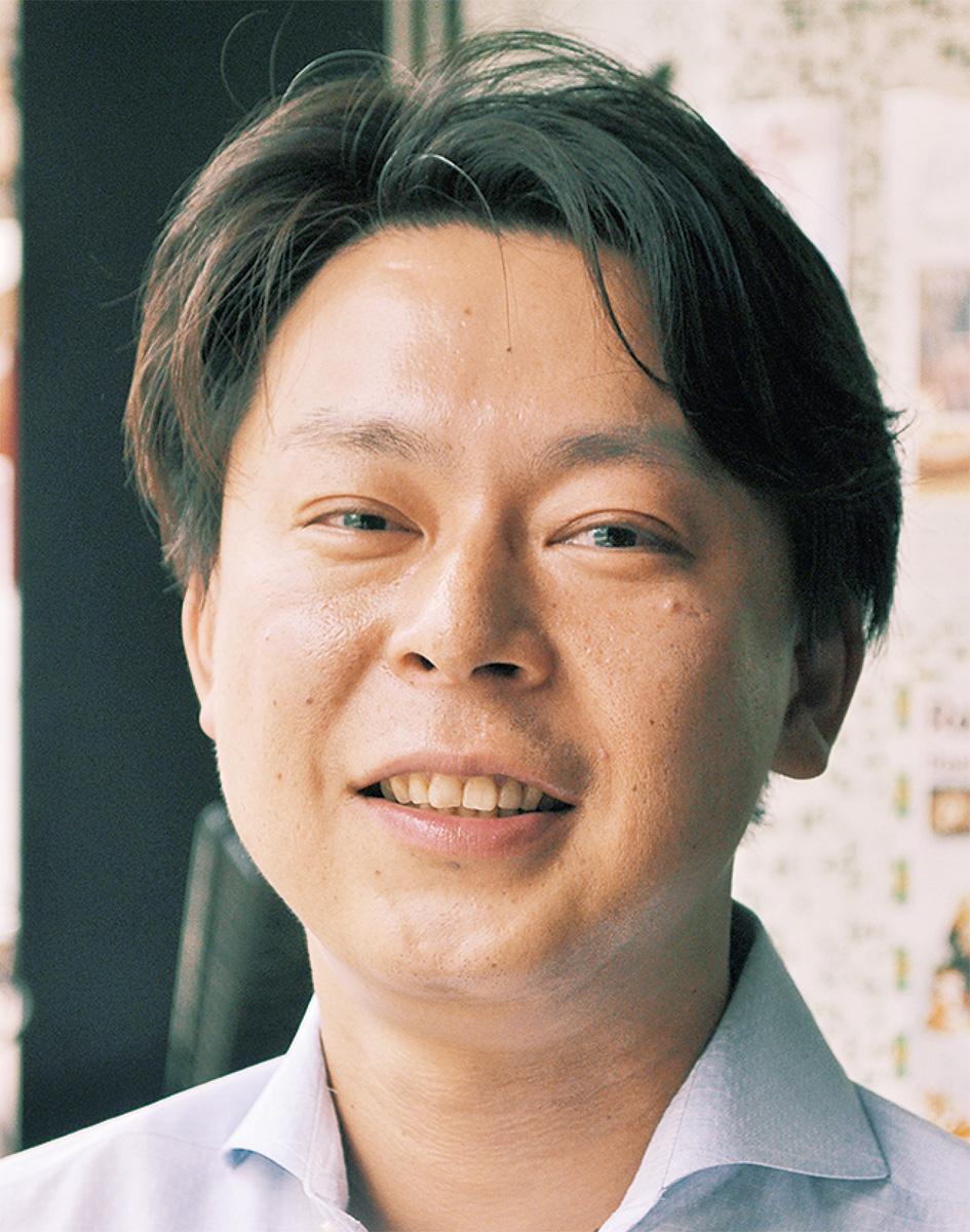 石山 弘明さん
