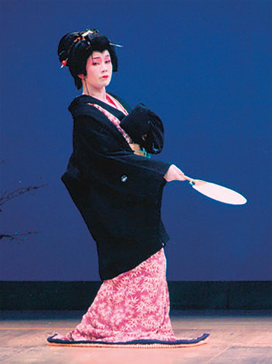 日本舞踊の神髄を