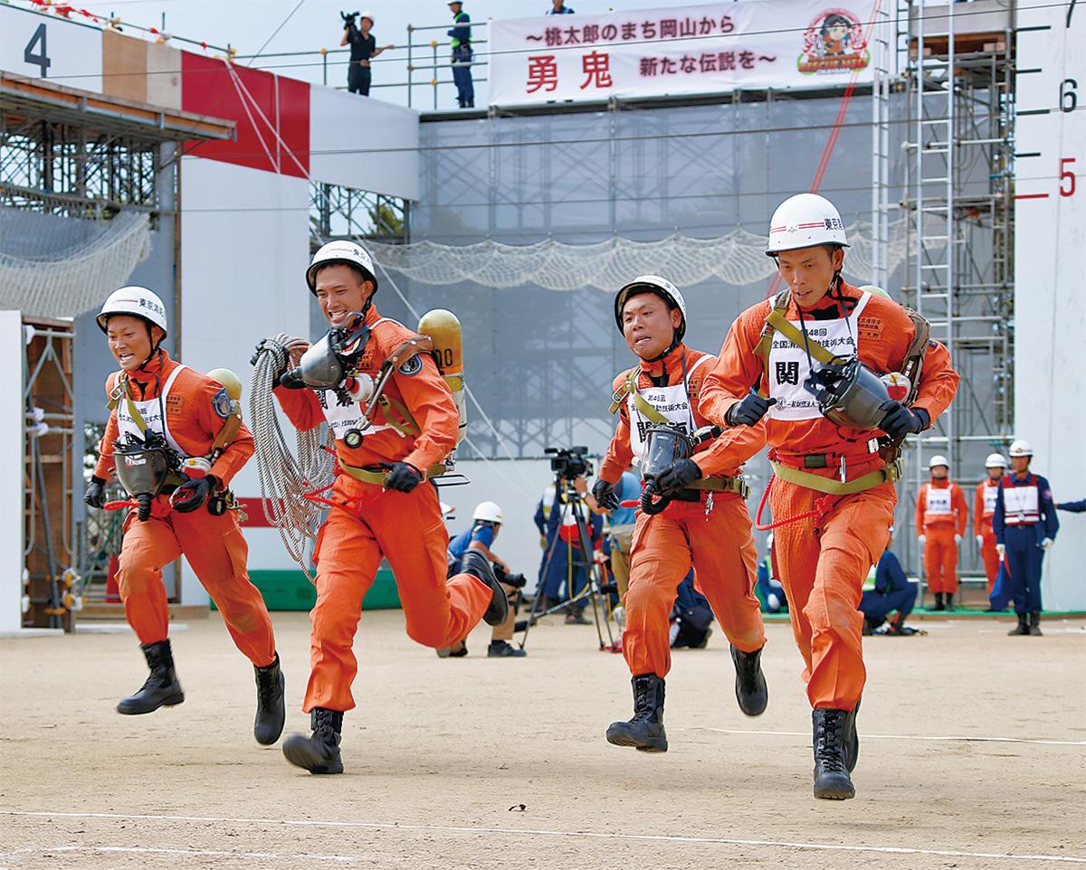 多摩消防署 全国消防救助技術大会で入賞 特別救助隊 12年ぶりに出場 ...
