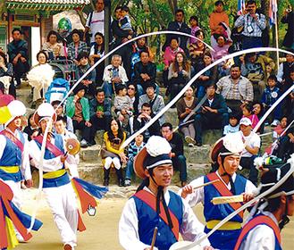 光明市最大のイベント「農楽祭」