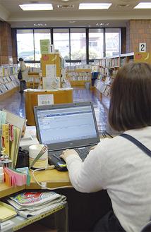 利用者の要望にも応じやすくなった =市立図書館
