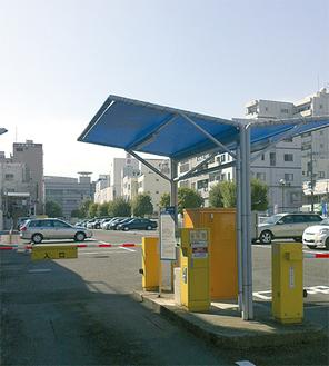 大和駅東側にある民間駐車場この土地の利用が検討される
