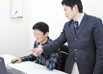 日商P検指定校、超初心者も歓迎!