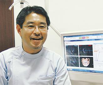 インプラント治療を語る田中院長