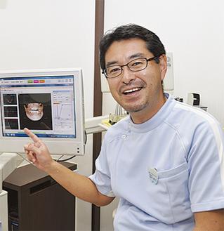 14年の実績を持つ田中院長