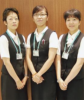 大和鶴間店スタッフ「女性ならではの視点で相談に乗ります、お気軽にご来店下さい」