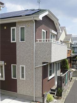藤川建設が2004年に手掛けた市内鶴間のFPの家光熱費は月平均で約2,700円