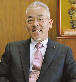 2年目の議長を務める大谷仁議長